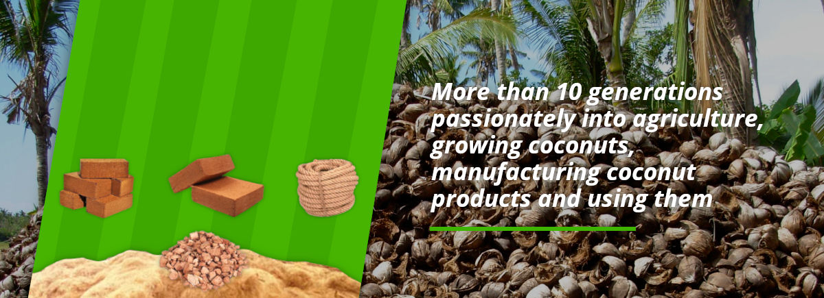 Coir Products Manufacturer
